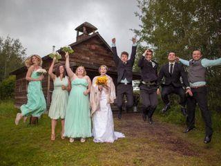 The wedding of Chantal and Keenan 3