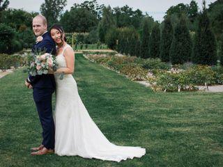 The wedding of Juliana and Jordan