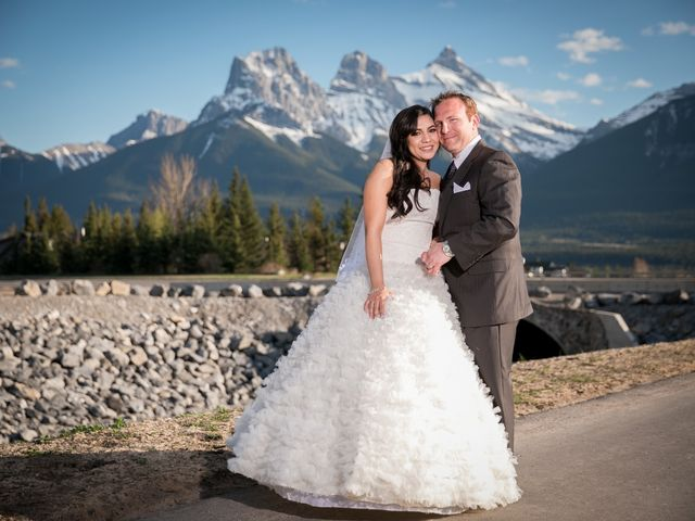 The wedding of Grissel and Chase
