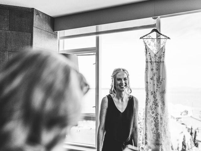 Hamed and Jessica's wedding in Victoria, British Columbia 12