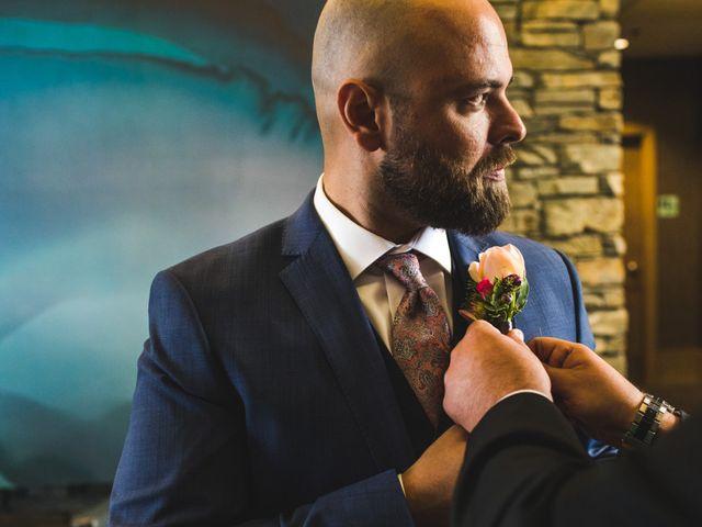 Hamed and Jessica's wedding in Victoria, British Columbia 20