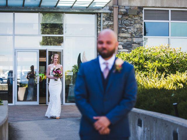 Hamed and Jessica's wedding in Victoria, British Columbia 23