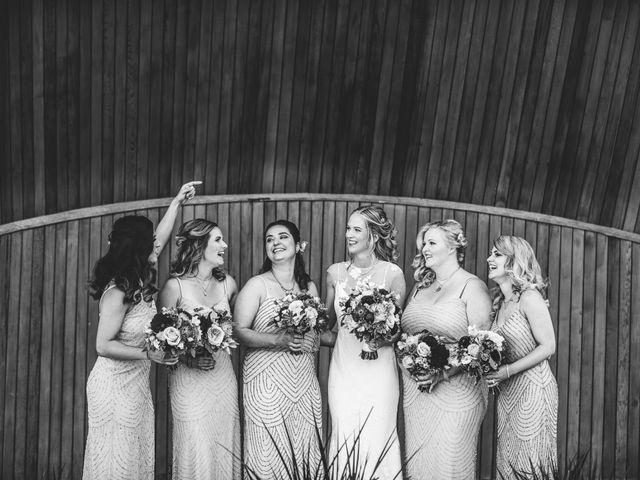 Hamed and Jessica's wedding in Victoria, British Columbia 31