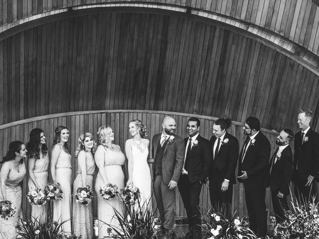 Hamed and Jessica's wedding in Victoria, British Columbia 34