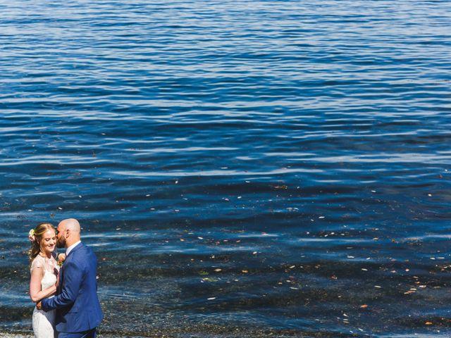 Hamed and Jessica's wedding in Victoria, British Columbia 37
