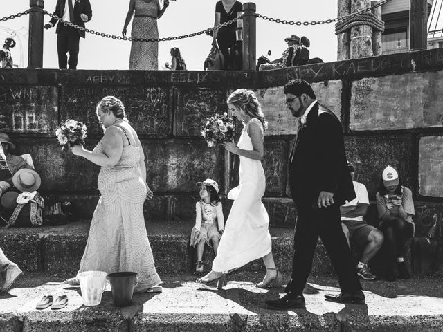 Hamed and Jessica's wedding in Victoria, British Columbia 38