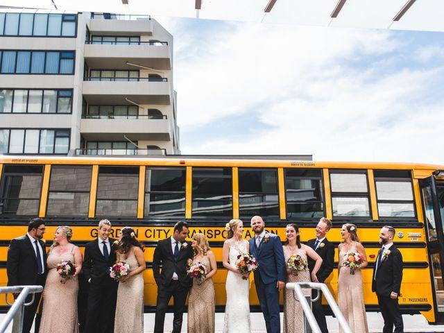 Hamed and Jessica's wedding in Victoria, British Columbia 39