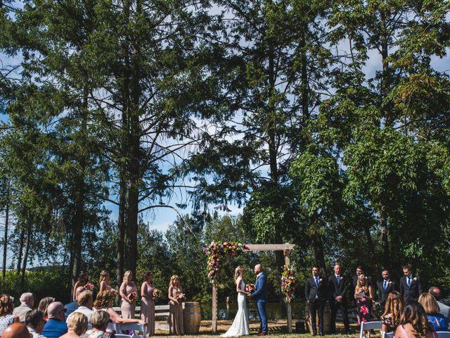 Hamed and Jessica's wedding in Victoria, British Columbia 43