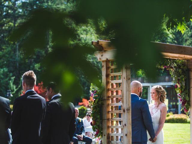 Hamed and Jessica's wedding in Victoria, British Columbia 44