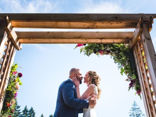 Hamed and Jessica's wedding in Victoria, British Columbia 47