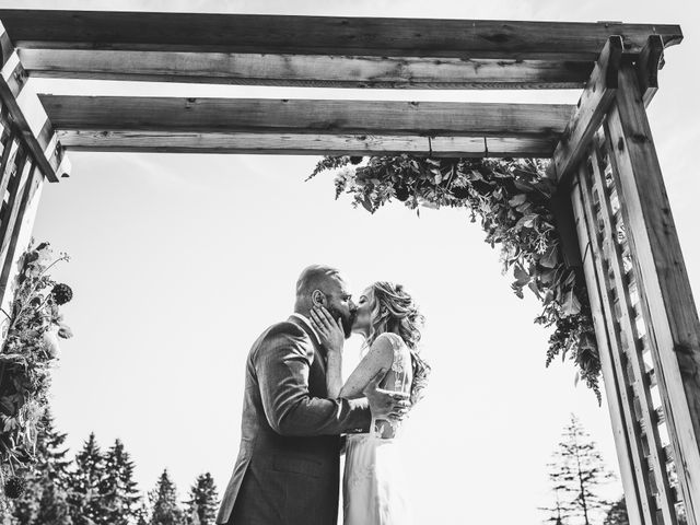 Hamed and Jessica's wedding in Victoria, British Columbia 48