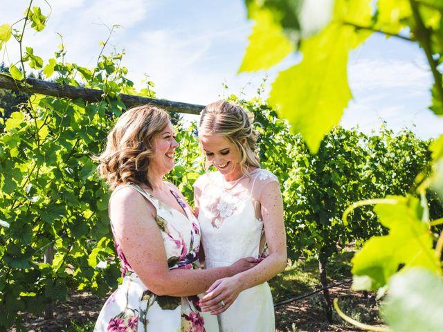 Hamed and Jessica's wedding in Victoria, British Columbia 49