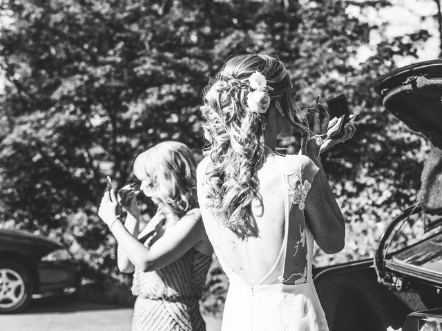 Hamed and Jessica's wedding in Victoria, British Columbia 51