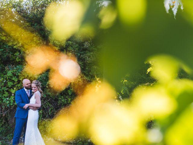 Hamed and Jessica's wedding in Victoria, British Columbia 57