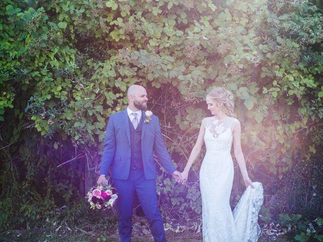 Hamed and Jessica's wedding in Victoria, British Columbia 59