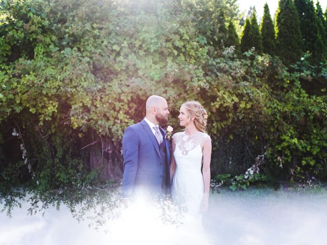 Hamed and Jessica's wedding in Victoria, British Columbia 60