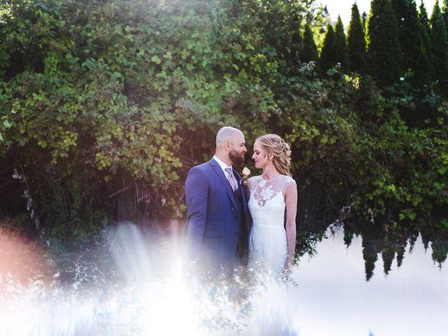Hamed and Jessica's wedding in Victoria, British Columbia 61