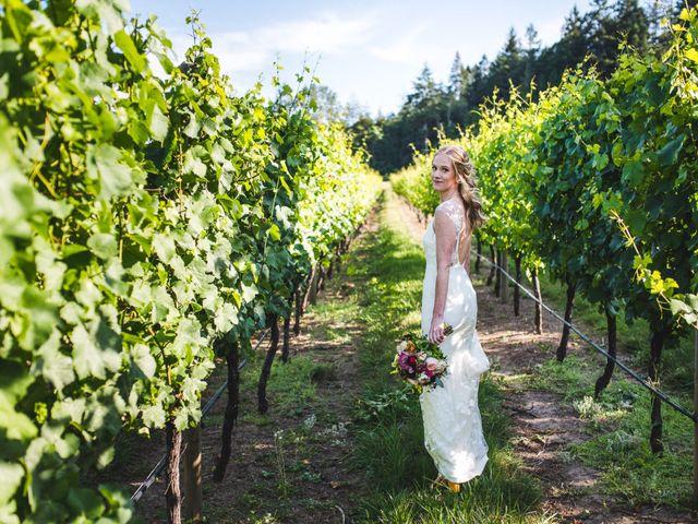 Hamed and Jessica's wedding in Victoria, British Columbia 63