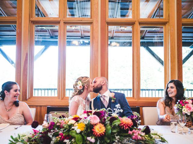 Hamed and Jessica's wedding in Victoria, British Columbia 2
