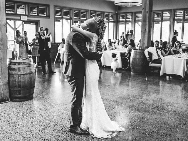 Hamed and Jessica's wedding in Victoria, British Columbia 72