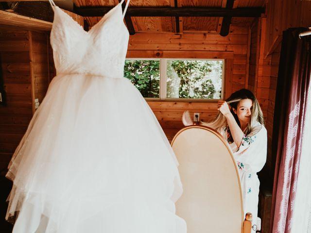 Bernic and Joyce's wedding in Lillooet, British Columbia 3
