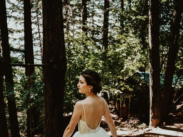 Bernic and Joyce's wedding in Lillooet, British Columbia 6