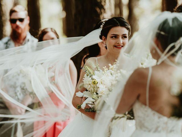Bernic and Joyce's wedding in Lillooet, British Columbia 7