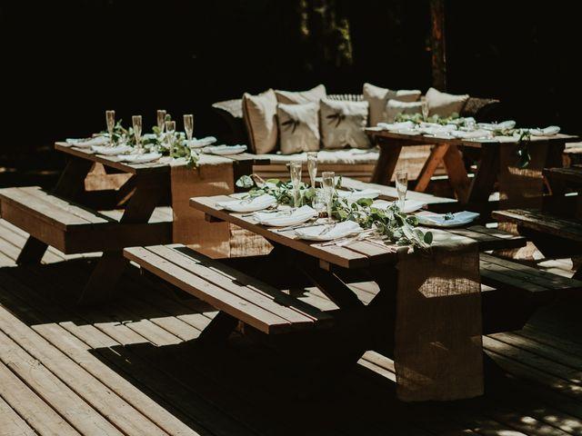 Bernic and Joyce's wedding in Lillooet, British Columbia 13