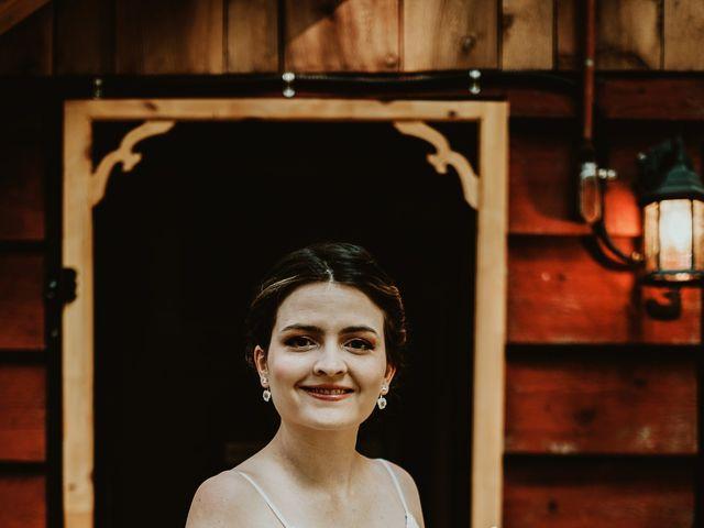 Bernic and Joyce's wedding in Lillooet, British Columbia 16