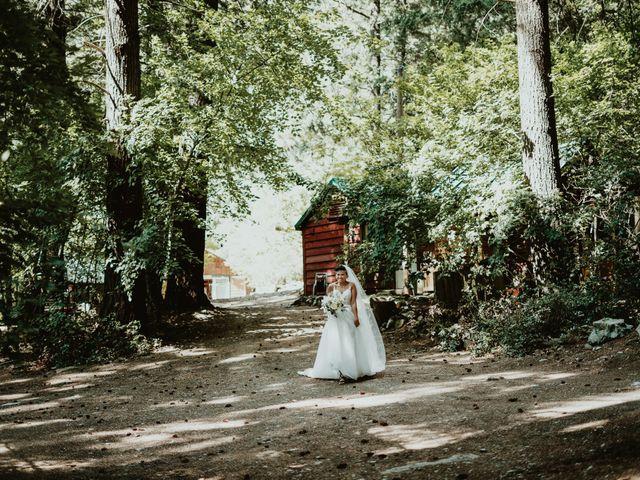 Bernic and Joyce's wedding in Lillooet, British Columbia 17