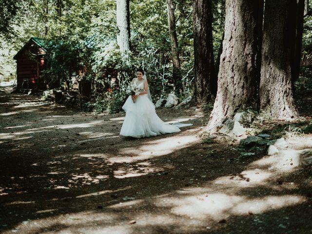 Bernic and Joyce's wedding in Lillooet, British Columbia 19