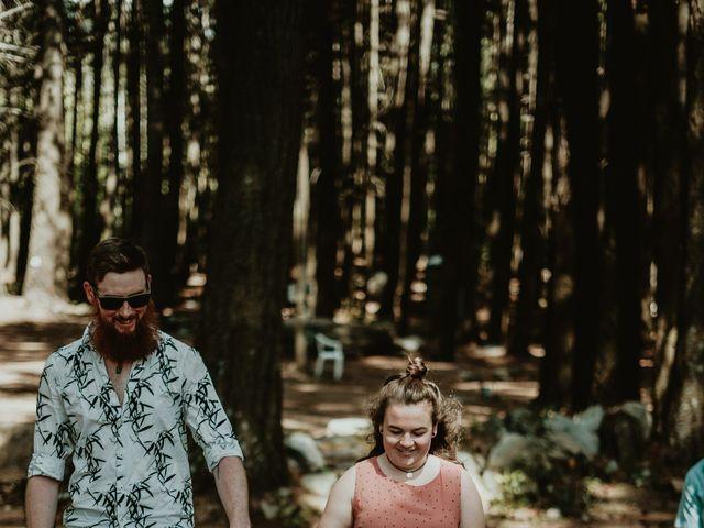 Bernic and Joyce's wedding in Lillooet, British Columbia 21