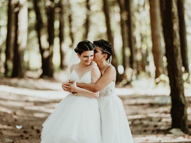 Bernic and Joyce's wedding in Lillooet, British Columbia 23