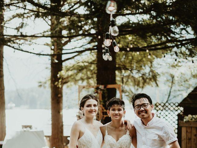 Bernic and Joyce's wedding in Lillooet, British Columbia 25
