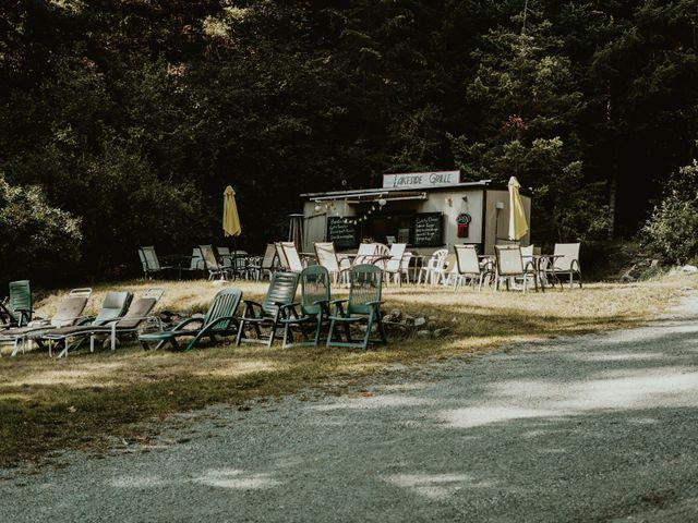 Bernic and Joyce's wedding in Lillooet, British Columbia 27