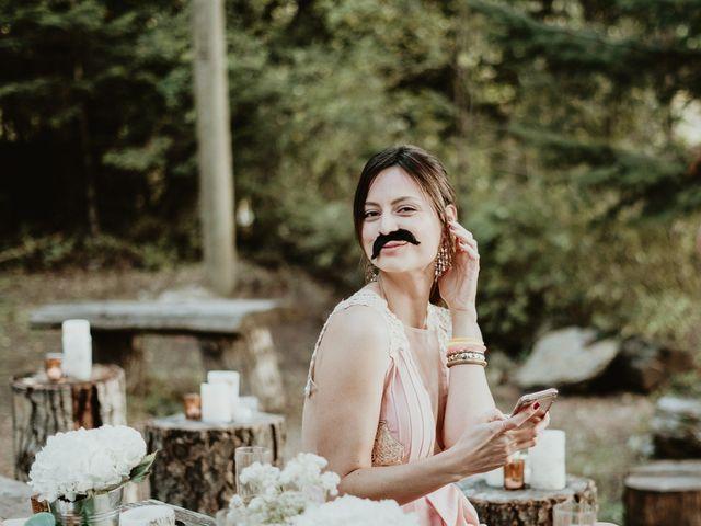 Bernic and Joyce's wedding in Lillooet, British Columbia 31