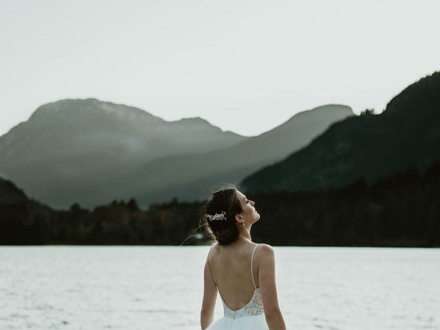 Bernic and Joyce's wedding in Lillooet, British Columbia 34