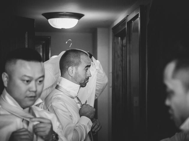 Joshlene and Mike's wedding in Toronto, Ontario 3