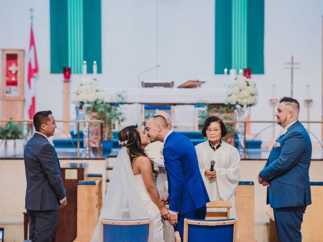 Joshlene and Mike's wedding in Toronto, Ontario 27
