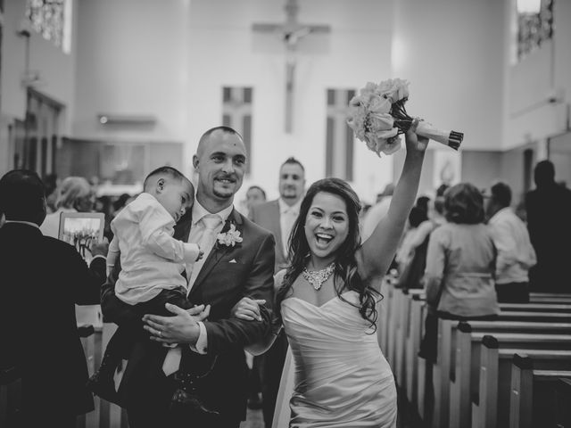 Joshlene and Mike's wedding in Toronto, Ontario 28