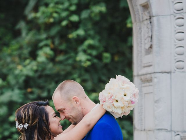 Joshlene and Mike's wedding in Toronto, Ontario 30