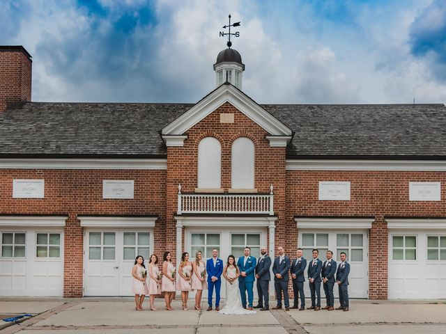 Joshlene and Mike's wedding in Toronto, Ontario 33