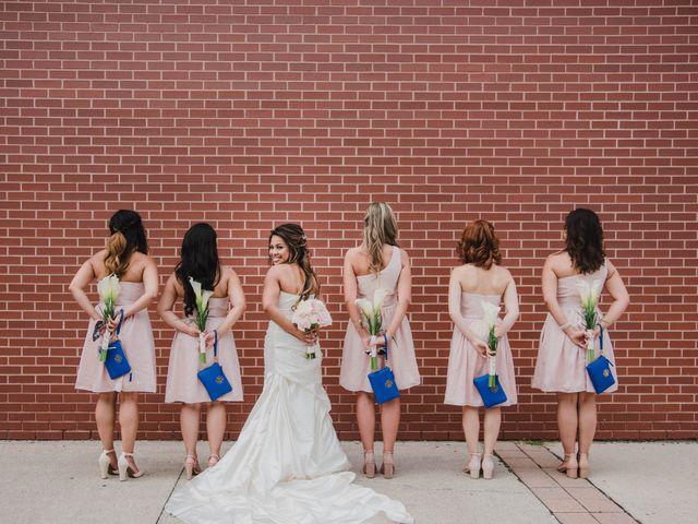 Joshlene and Mike's wedding in Toronto, Ontario 36