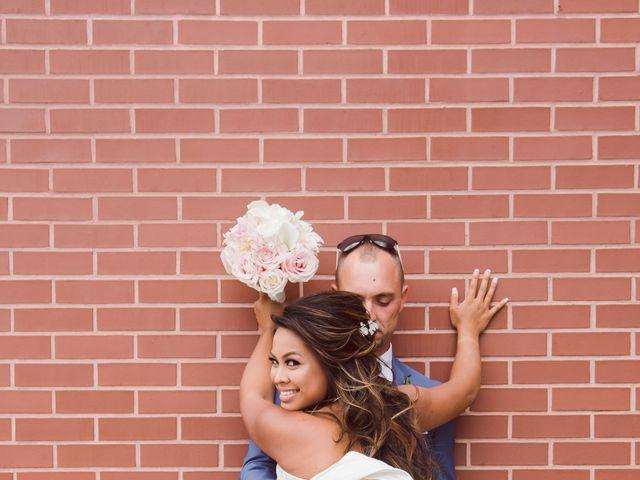 Joshlene and Mike's wedding in Toronto, Ontario 37