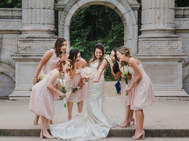 Joshlene and Mike's wedding in Toronto, Ontario 38