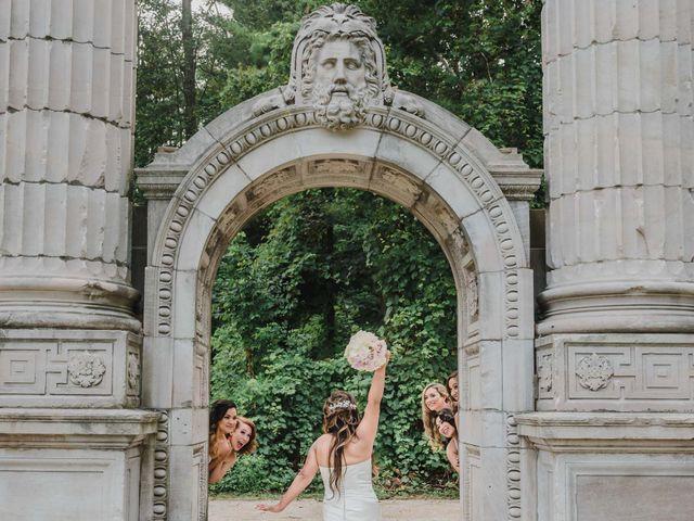 Joshlene and Mike's wedding in Toronto, Ontario 39