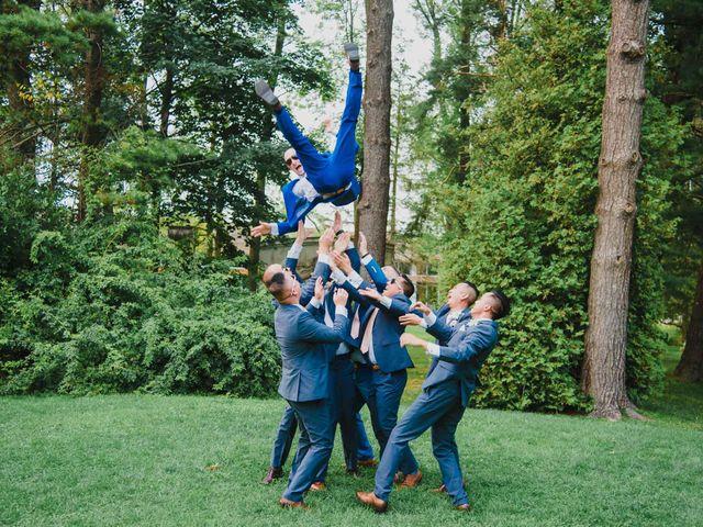 Joshlene and Mike's wedding in Toronto, Ontario 41