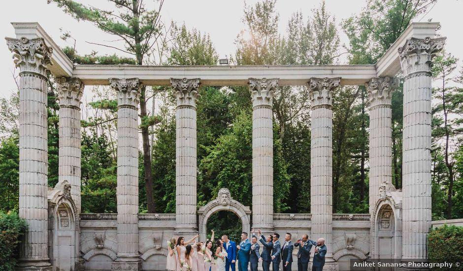 Joshlene and Mike's wedding in Toronto, Ontario