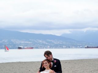 The wedding of Maeve and Shawn 2