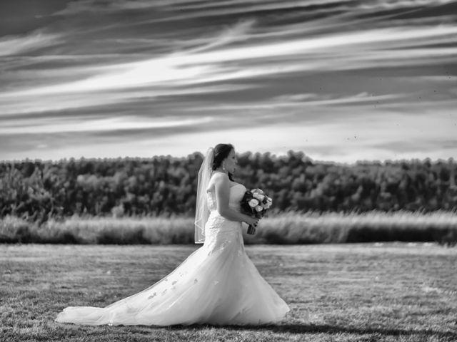 Charles and Tara's wedding in Miramichi, New Brunswick 1